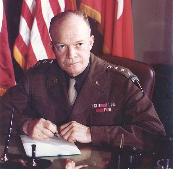 From Eisenhowers Military Industrial >> More On Eisenhower And The Military Industrial Complex The