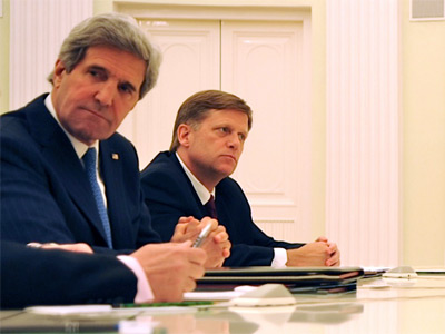 The Fall Of Mcfaul The National Interest