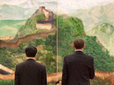 U.S.-China Summit 2013 in Sunnylands, CA - Magazine cover