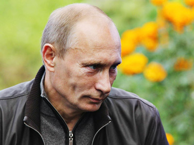Commentary: Vladimir Putin's Many Identities | The National Interest