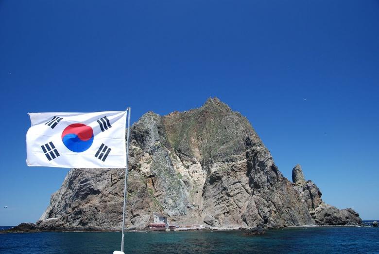 Dokdo Island South Korea