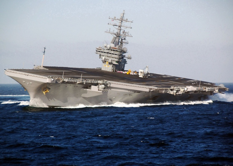 America's Great Aircraft Carrier Crisis: Lots of Demand, Not Enough Ships