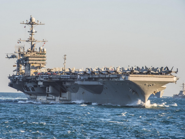 U.S. Navy's Dangerous Carrier Shortage in the Pacific