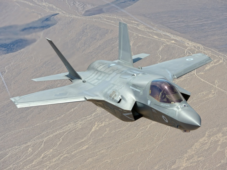 Revealed: How to Kill a F-35 Joint Strike Fighter | The ...