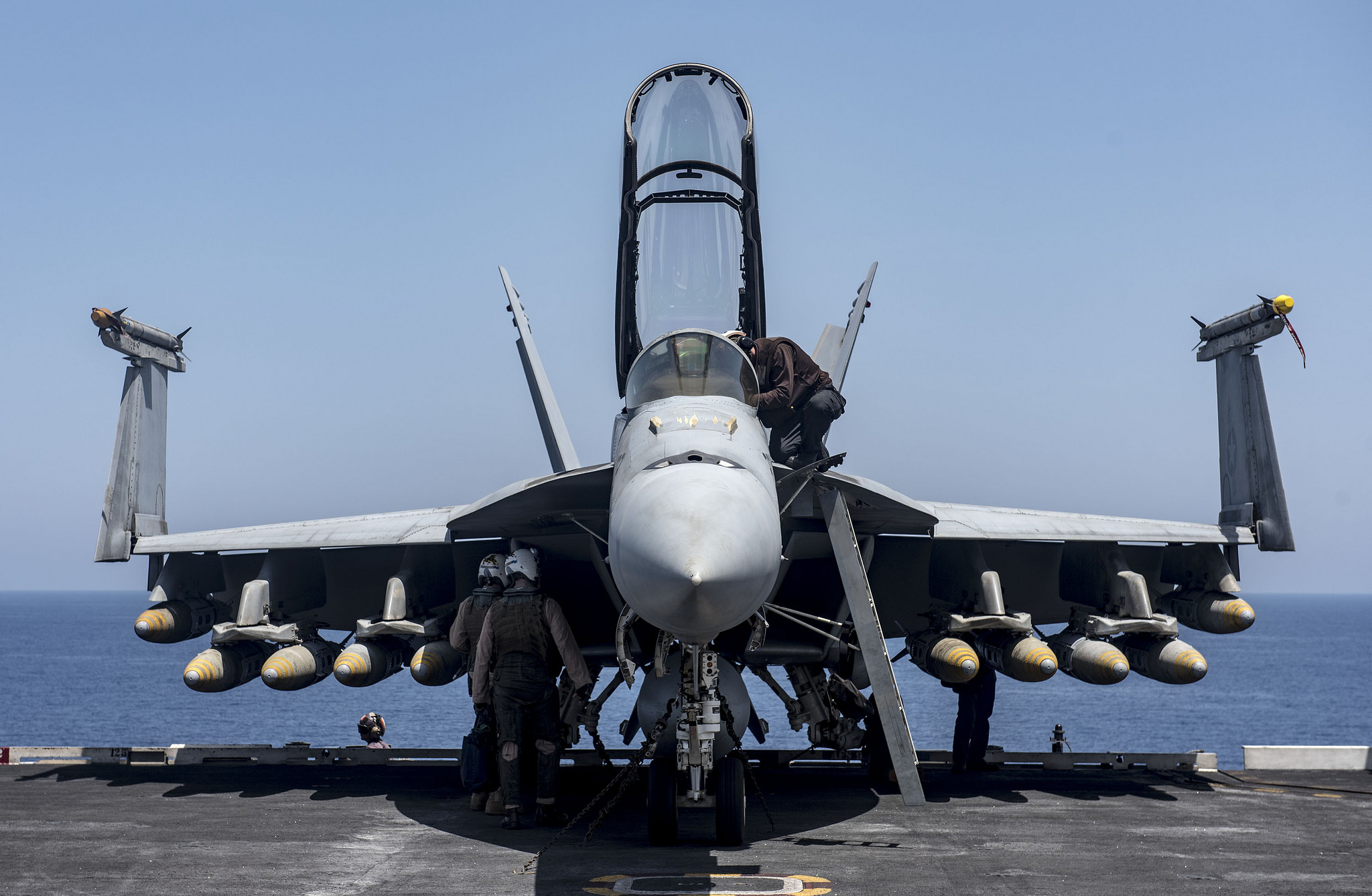 Get Ready China U S Navy Aircraft Carriers Are Headed