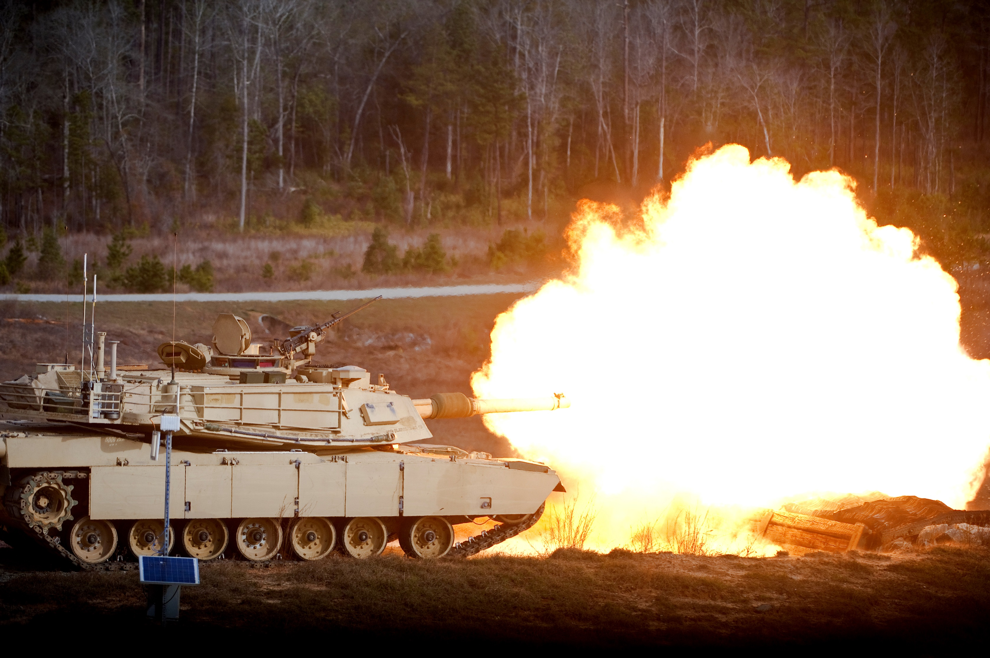 North Korea's Tanks Would Get Slaughtered by the U.S. in a War
