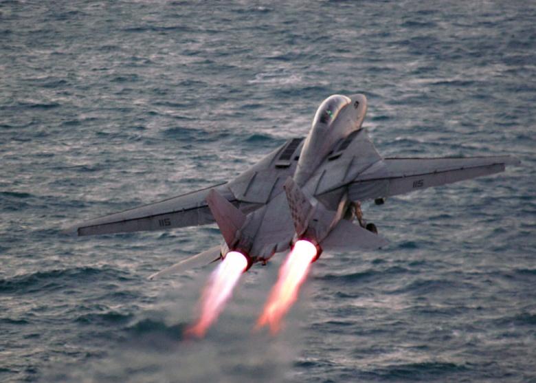 F 14 Super Tomcat Does the U.S. N...