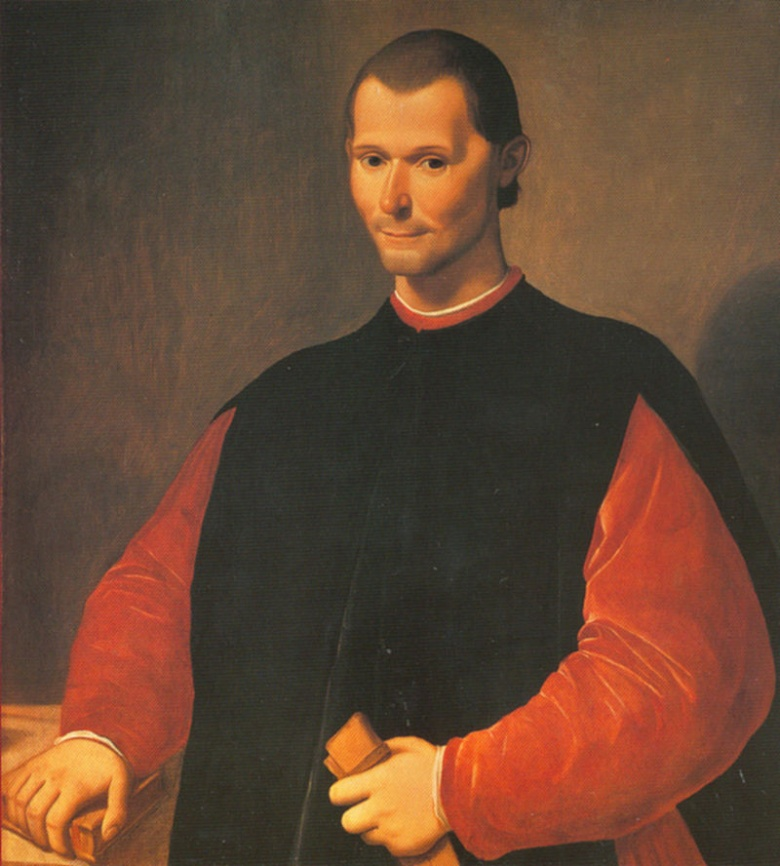 niccolo machiavellis view of human nature from the political treatise of the prince - human nature in the prince by machiavelli and utopia by thomas more it is difficult to determine niccolo machiavellis and thomas mores view on humans nature each took a different approach to the topic.