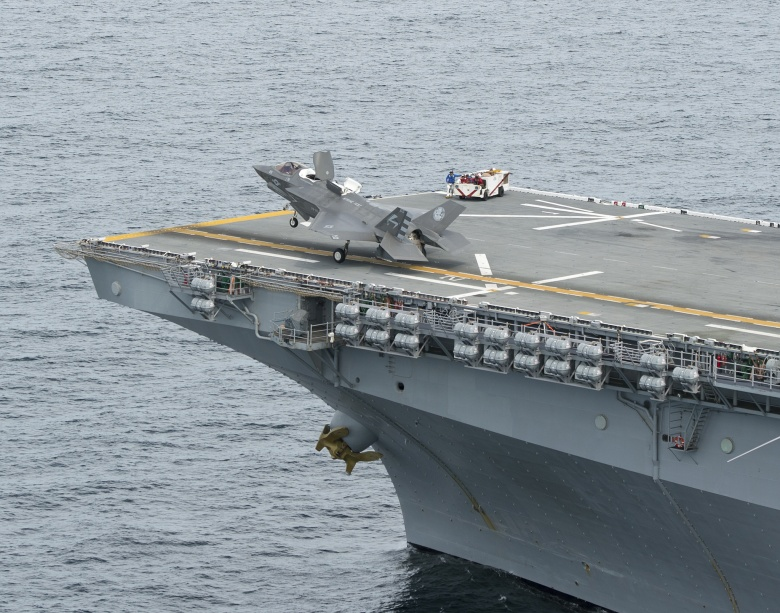 The Stealthy F-35B will Change Amphibious Warfare Forever ...
