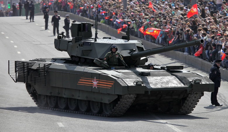 Russia's Armata T-14 Tank vs. Germany's Lethal Leopard: Who Wins?