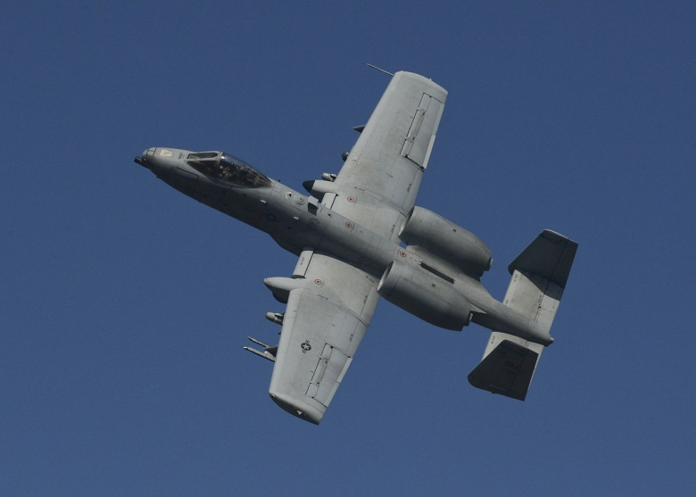 The Lethal A-10 Warthog: A Nuclear Bomber? | The National Interest ...