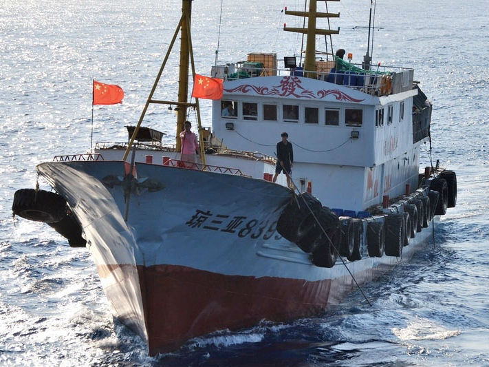 Image result for chinese trawlers in iran