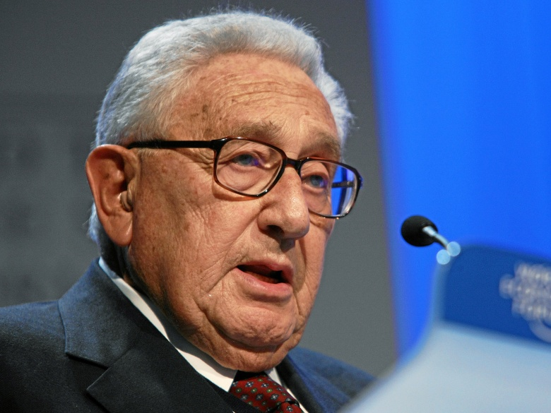 Kissinger's Vision for U.S.-Russia Relations