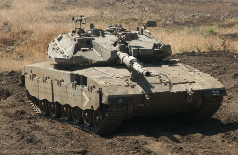 Israel's 5 Most Deadly Weapons of War | The National Interest
