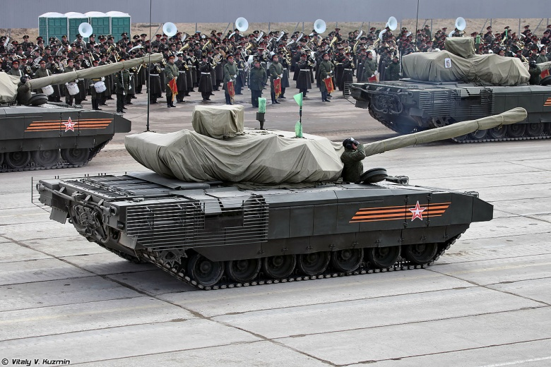 Why China And India Want Russia S New Armata Battle Tank