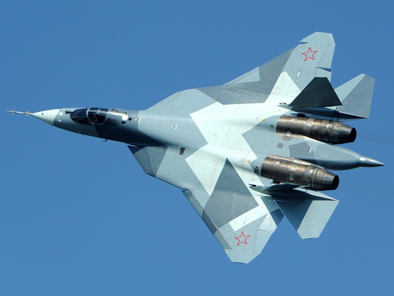 Revealed russia s lethal seventh generation fighter jets the