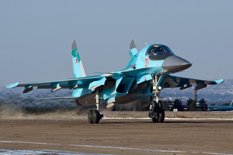 Resultado de imagen para Su-34
