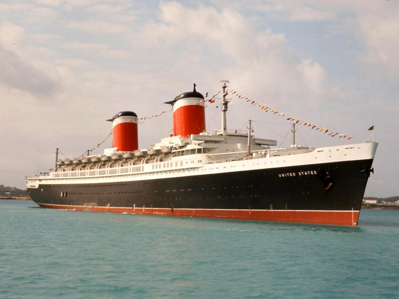 Bringing The Mighty Ss United States Back To Life The