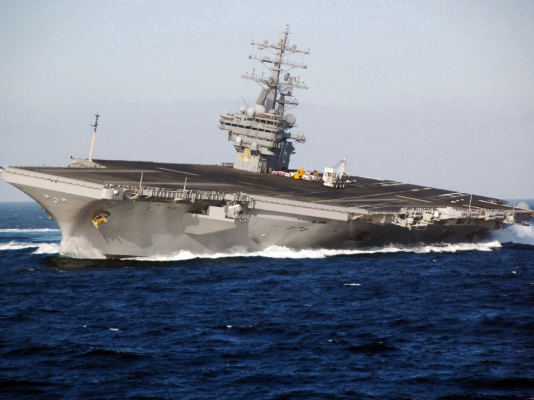 Can the U.S. Navy Stop Aircraft Carriers From Becoming Old ...