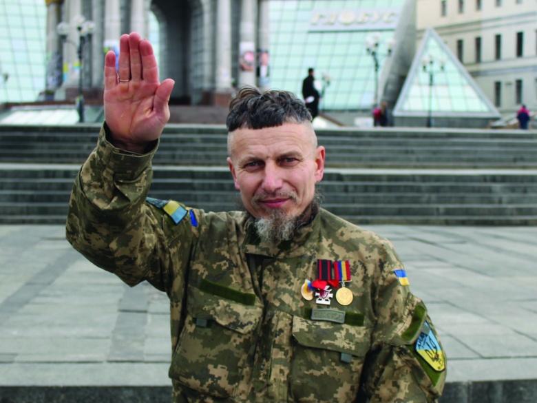 How to Join a Ukrainian Militia