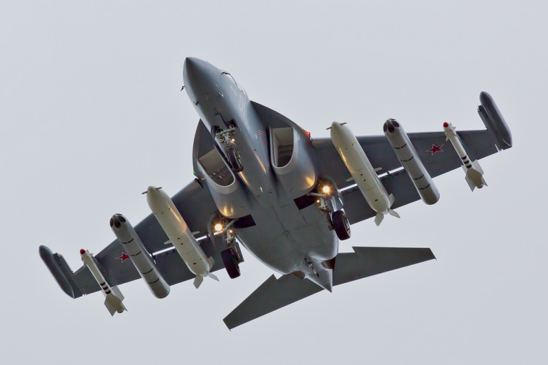 Russia's Lethal Yak-130 Fighter: The Tiny Terror NATO Should Fear