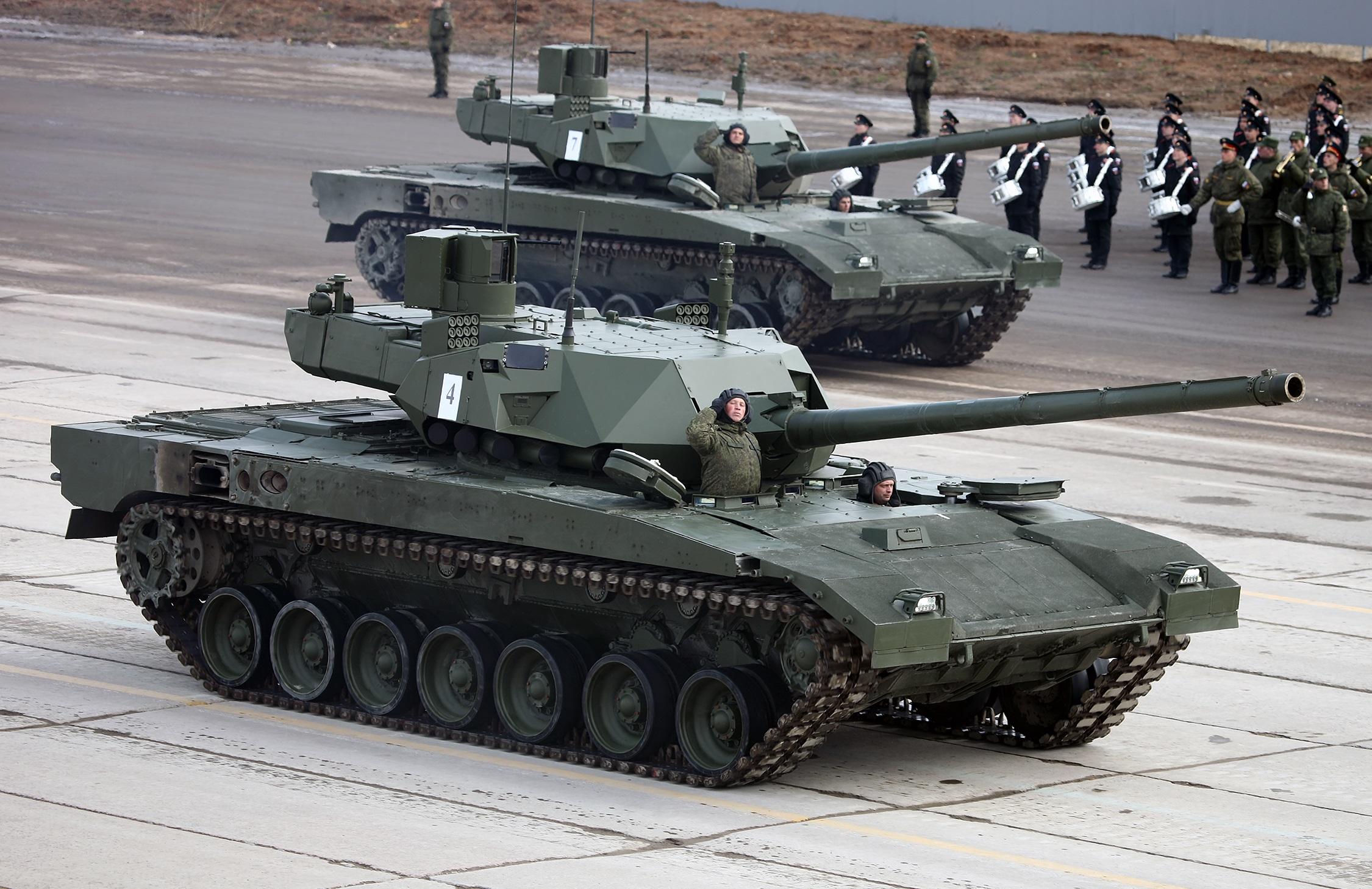 Could the U.S. Army Lose a War to Russia or China's New ...