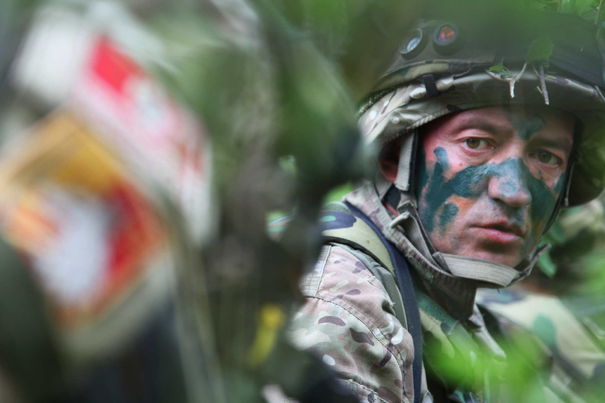 Immediate Response 2012 training event in Slunj, Croatia. Flickr/Department of Defense