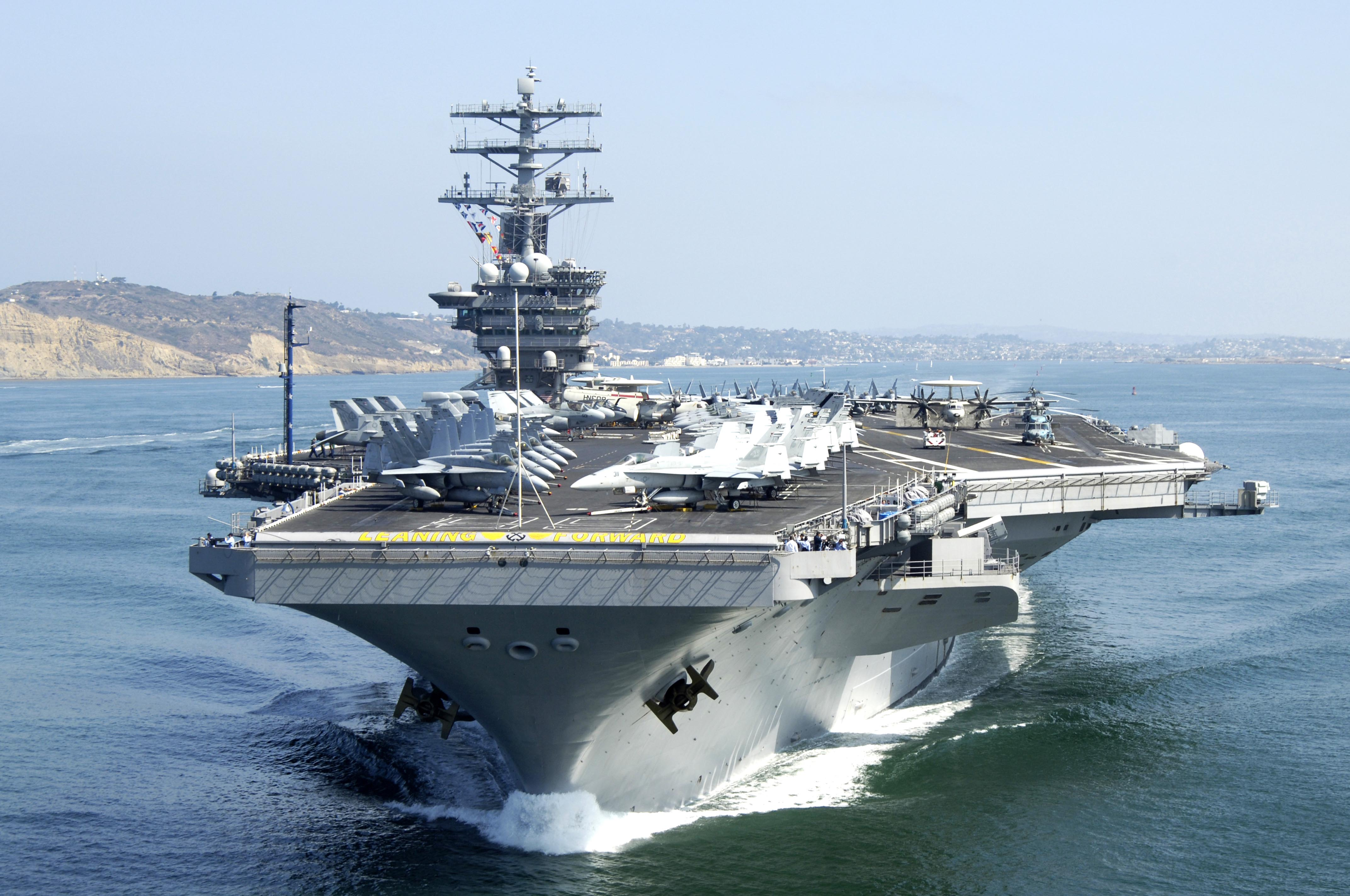 Did ship killer missiles make navy aircraft carriers as obsolete did ship killer missiles make navy aircraft carriers as obsolete as battleships the national interest blog sciox Gallery