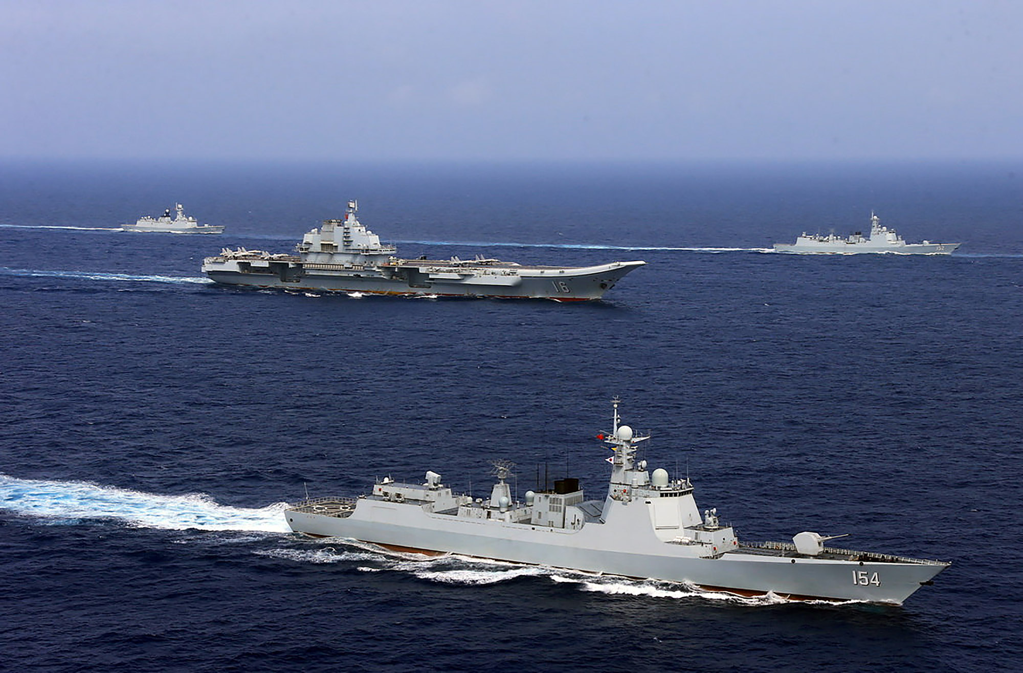 Chinas New Map Aims To Extend South China Sea Claims