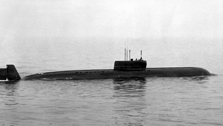 авария на подводной лодке к 222