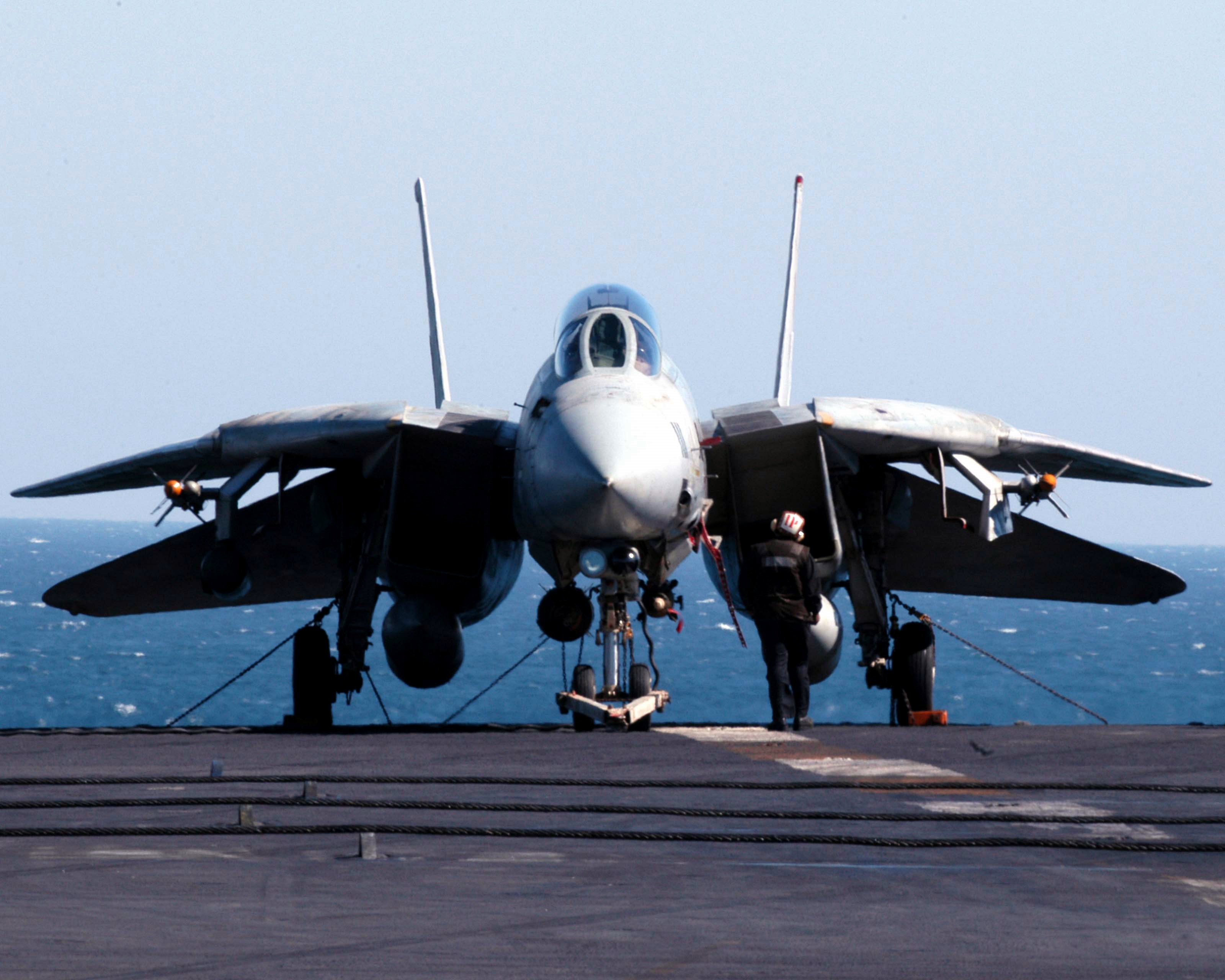 F-14 Tomcat: The Navy Fighter It Wishes It Could Bring Back from the Dead