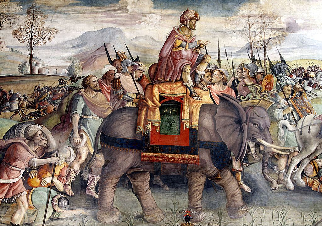 the life of hannibal and the second punic war in michael grants history of rome the oxford classical