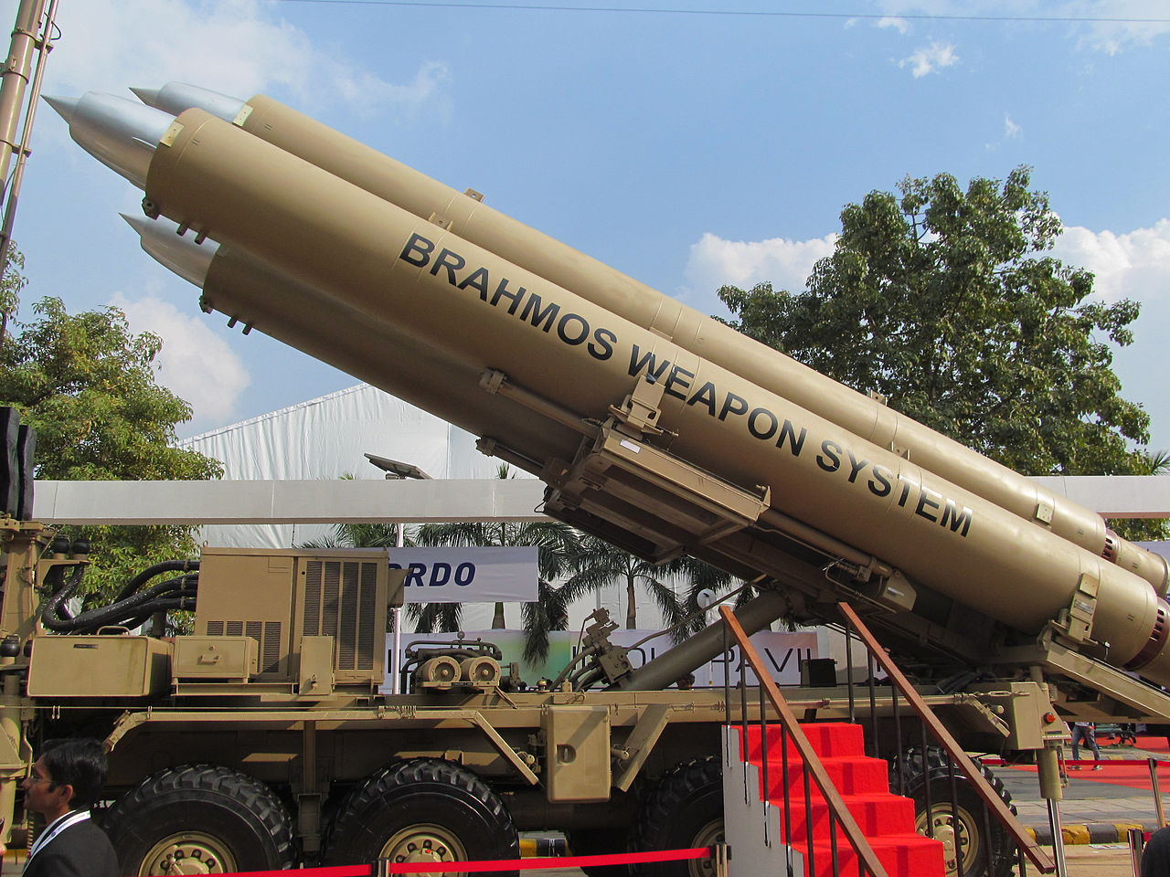 BrahMos: India's Supersonic Missile That Terrifies China ...
