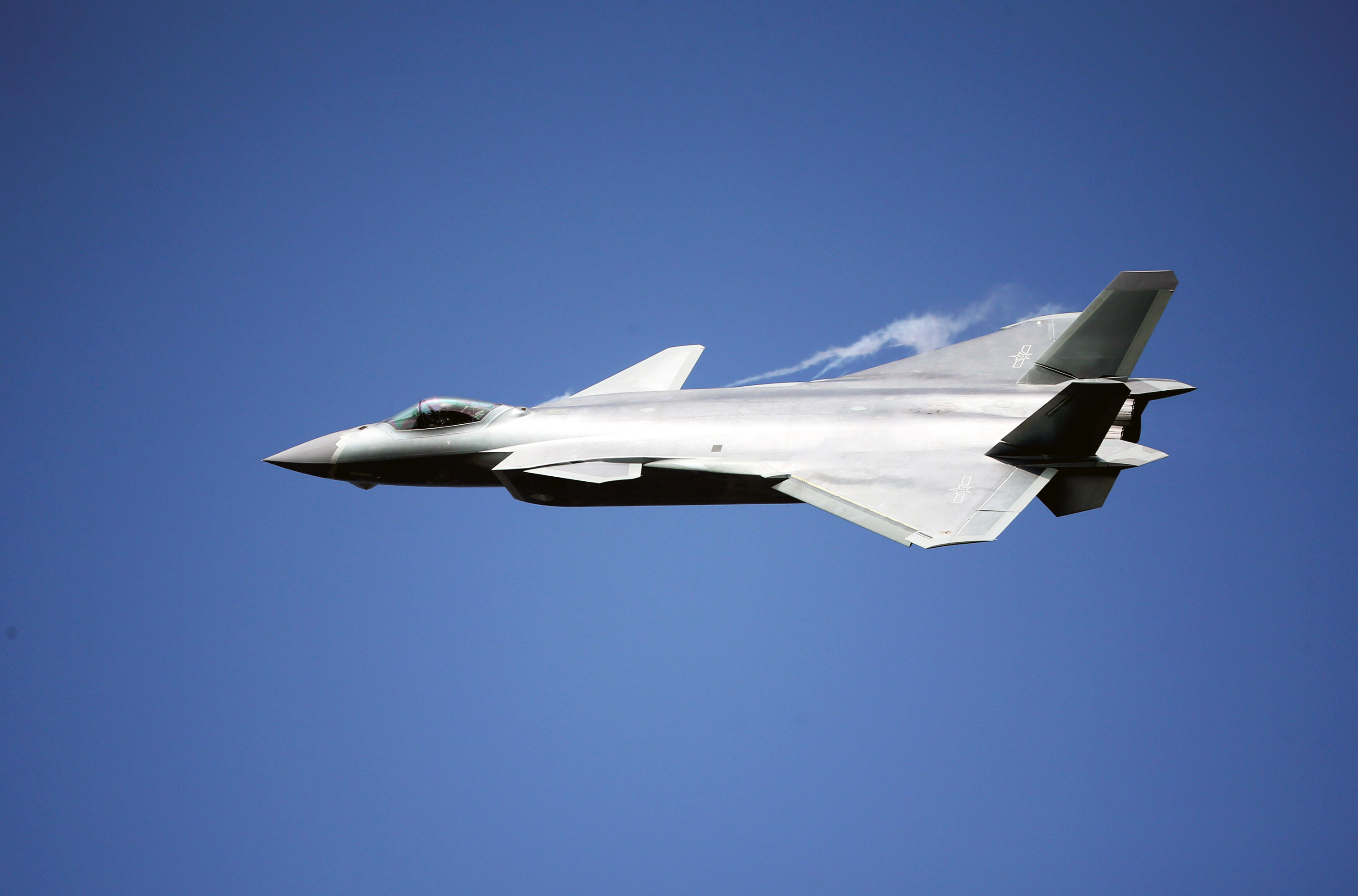 Why China's J-20 Is No Match for the F-22 of F-35 | The ...