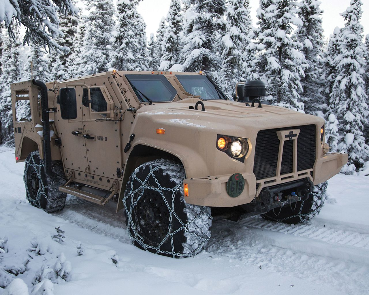 The U.S. Army's New Joint Light Tactical Vehicle: A Game ...