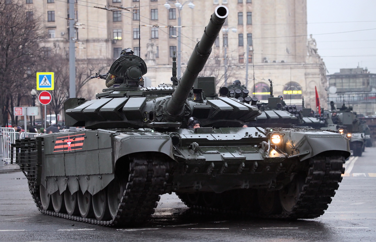 Can Russia's Old Tanks Become 'New' Again? | The National ...
