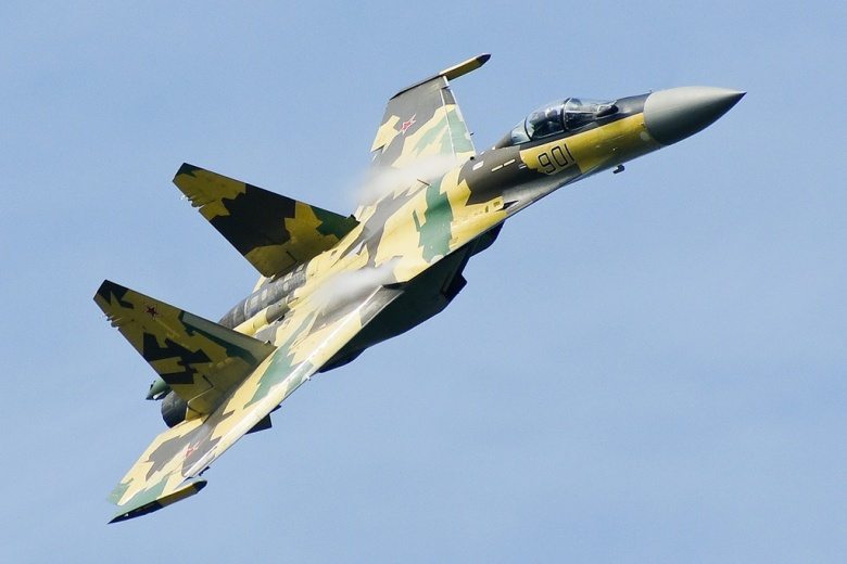 Killer in the Sky: Russia's Deadly Su-35 Fighter | The ...  Killer in the S...