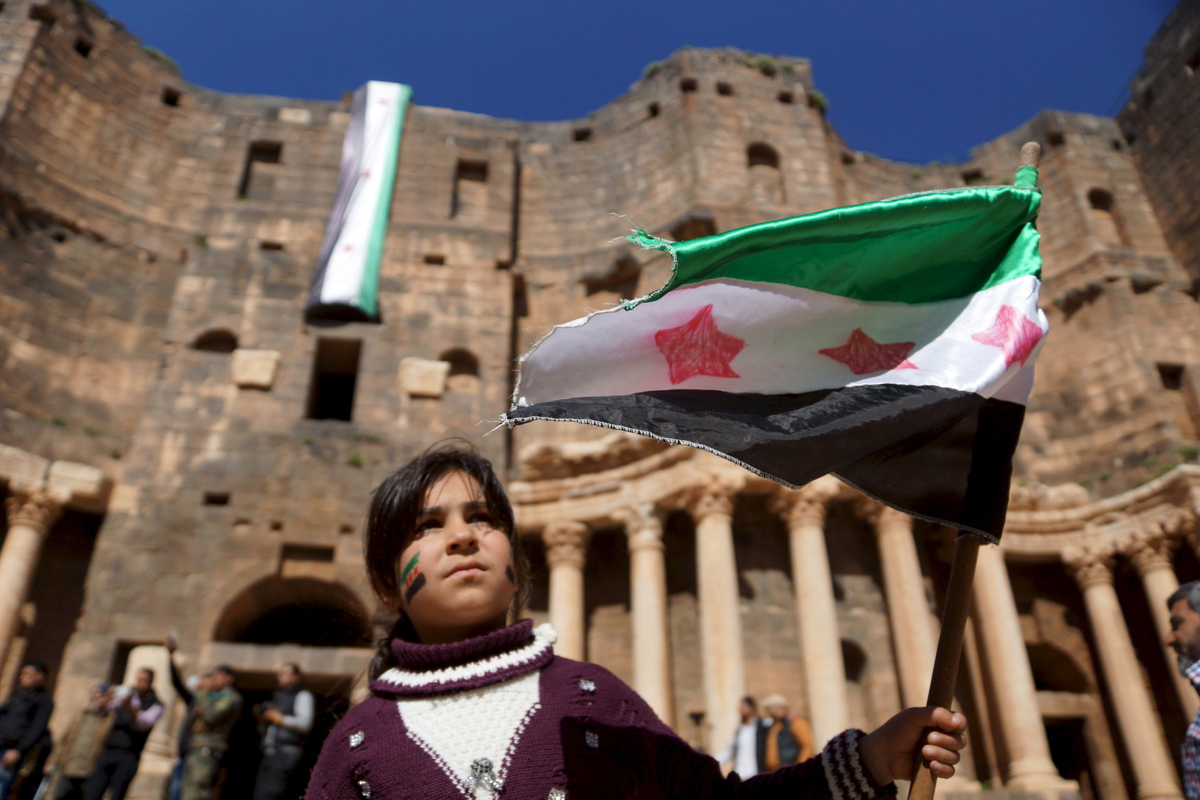 Why Syria Could Become the Black Hole of the Middle East
