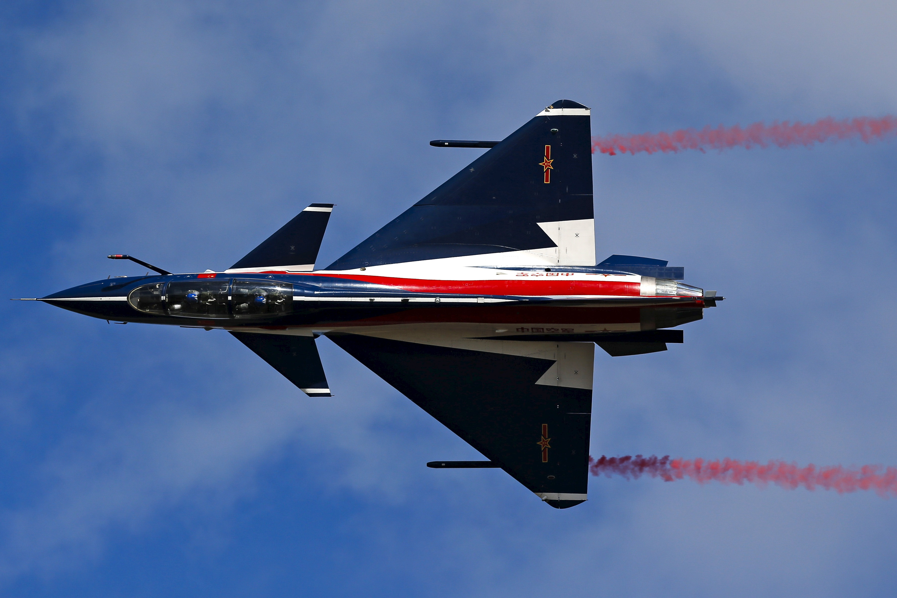 Could China's J-10 Fighter Kill the Best from Japan's Air ...