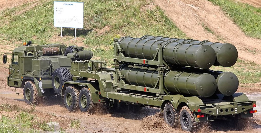 Russia S S 500 The Ultimate Weapon Against American