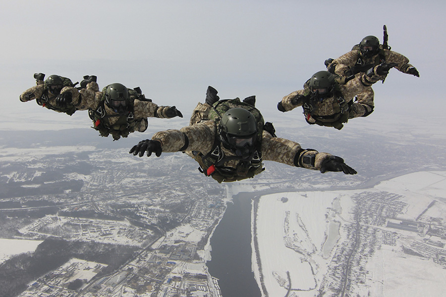 Get Ready America Russia Has Its Own Deadly Delta Force