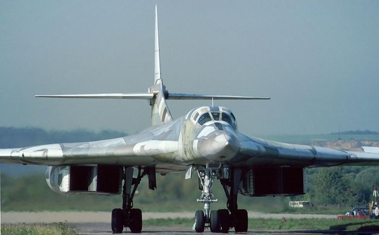 Resultado de imagen para Tu-160M2