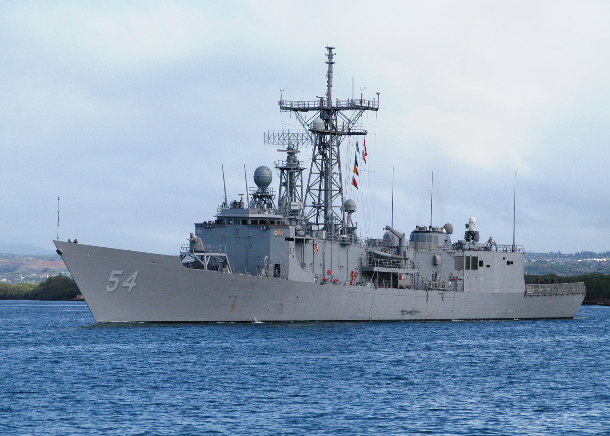 Perrys To The Rescue: Could The U.S. Navy's Retired