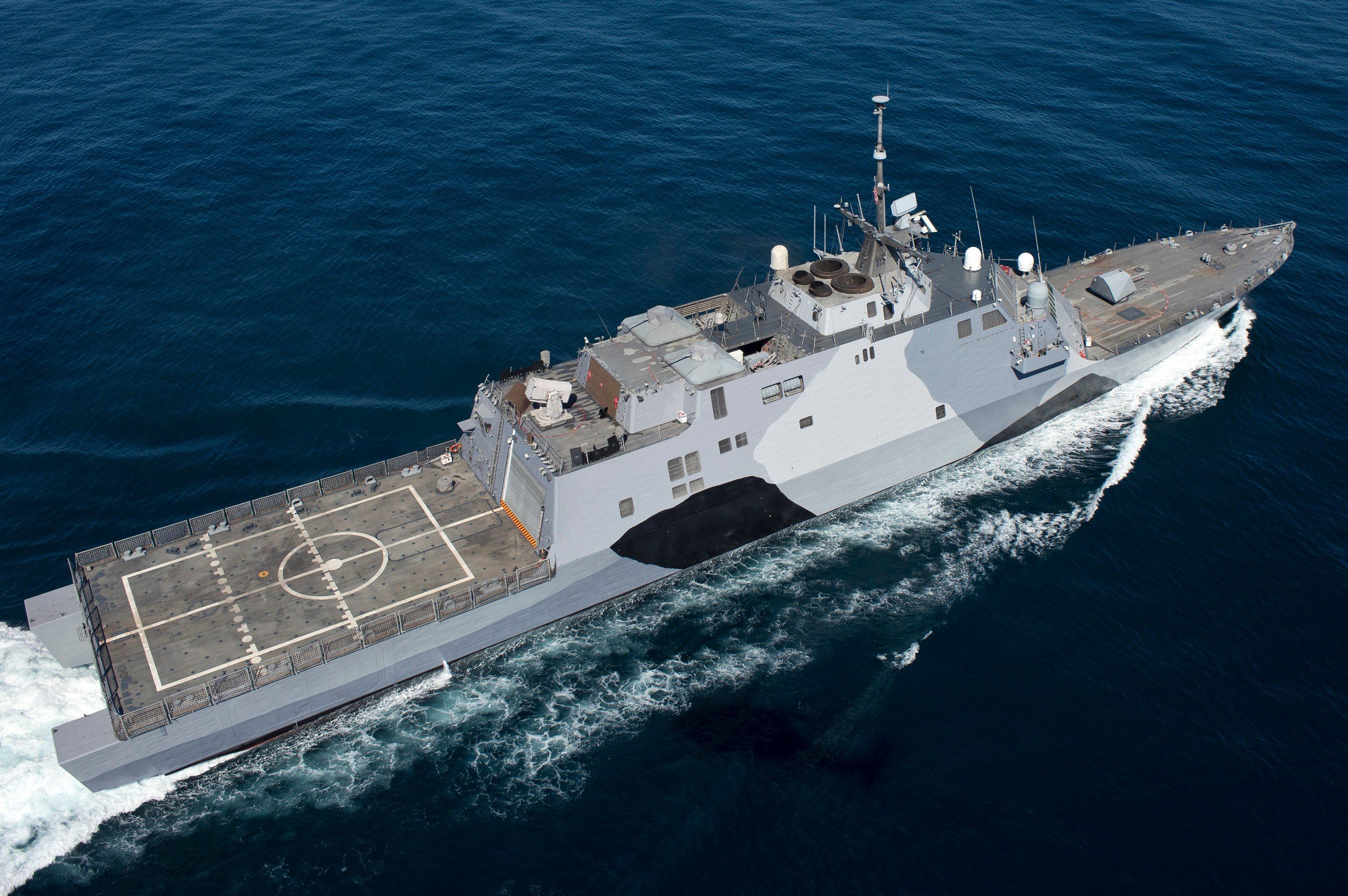 The U.S. Navy Wants 20 New Guided-Missile Frigates | The ... Modern Us Battleship Design