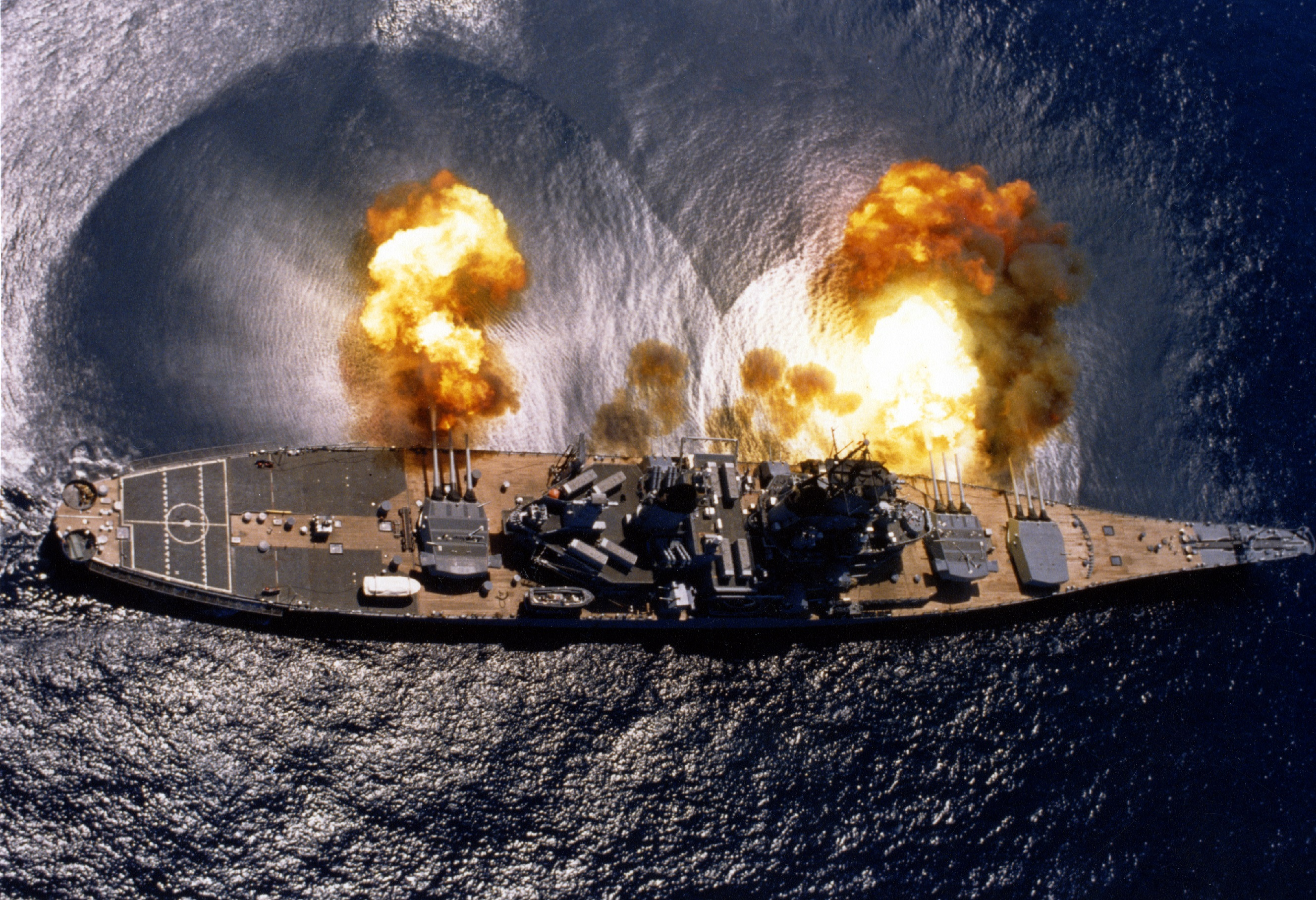 Russia S Battlecruiser Vs America S Lethal Iowa Class