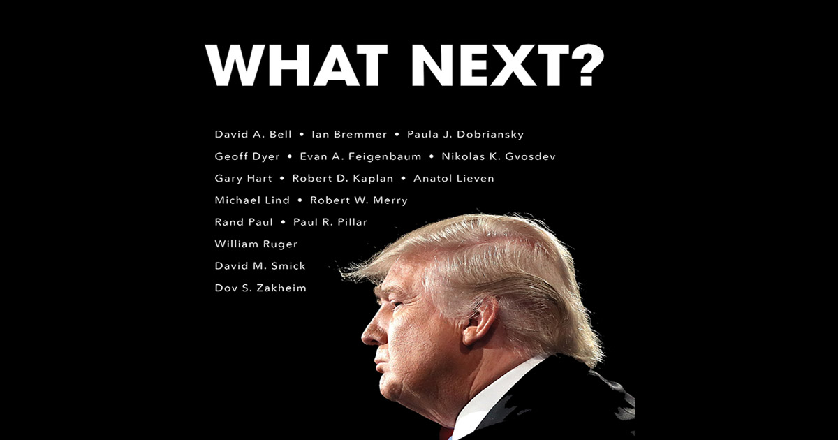 What Next for Trump?   The National Interest
