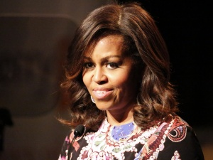 Photo: Michelle Obama in London. Image by Simon Davis/DFID; CC BY 2.0.