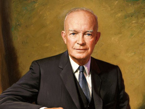 Dwight D. Eisenhower. Wikimedia Commons