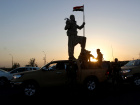 Newly unveiled statue in Kirkuk pays tribute to the Peshmerga, Iraqi Kurdistan's main fighting forces in Kirkuk