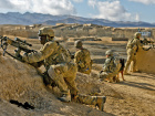 U.S. Army soldiers in Kharwar District, Afghanistan. DVIDSHUB/Public domain